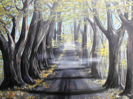 Road Less Traveled by frizz-art