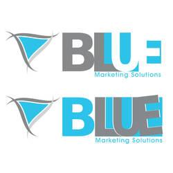 Blue Logo option 2 by ideacreative
