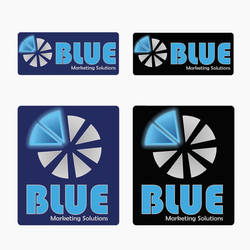 Blue Logo option 1 by ideacreative