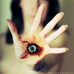The eye by Neverends