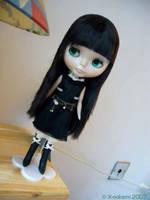 Blythe portrait 3 by X-ookami