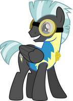 Excited Cadet Thunderlane is Excited by ChainChomp2
