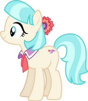 Coco Pommel Observes Your Newsfeed by ChainChomp2