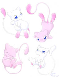 The Four Mews by crayon-chewer