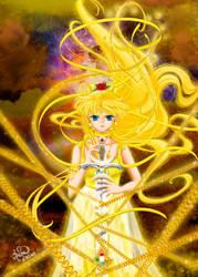 Sailor Moon: Princess Venus by Kanochka
