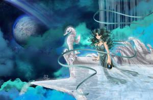 Princess Neptune by Kanochka