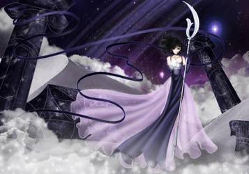 Princess Saturn by Kanochka
