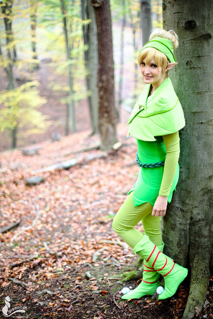 TinkerBell - Follow me by SoraPaopu