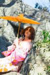 Yuna - Spring Spirit by SoraPaopu