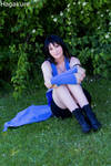Rinoa - Waiting by SoraPaopu