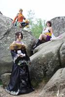 Rikku - Gonna climb that challenge by SoraPaopu