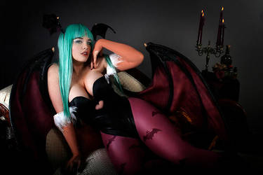 Morrigan again by TheZe
