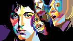 The Beatles in WPAP by wedhahai