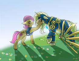 The Alicorn Prince - Story below by angelamyrose