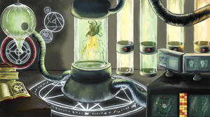 Laboratory by ForestGem