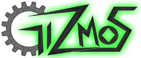 Gizmos Logo (Small) by CasanovaUnlimited