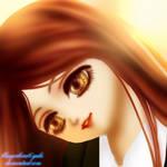 High School Girl by bluegerbera-yuki