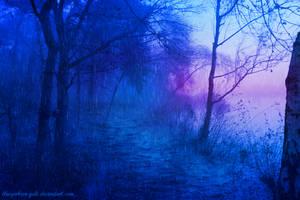 Morning rain by bluegerbera-yuki