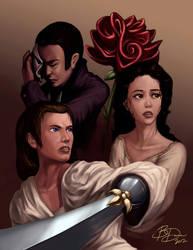 The Phantom of the Opera by imDRUNKonTEA