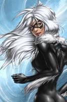 Black Cat by imDRUNKonTEA