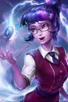 Sci Twi Sparkle by imDRUNKonTEA