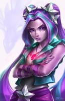 Aria Blaze by imDRUNKonTEA