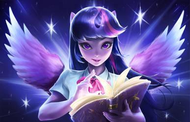 Princess of Friendship by imDRUNKonTEA