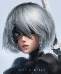 2B by imDRUNKonTEA