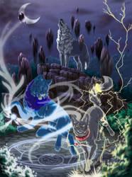 magical showcase by mangakasan