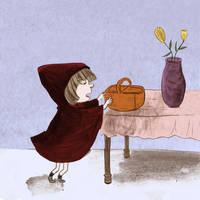 little red riding hood pic13 by MarisaArtist
