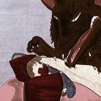 little red riding hood pic16 by MarisaArtist