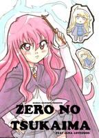 Zero No tsukaima feat Luna by MarisaArtist