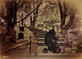 Death Rides by Marilis5604