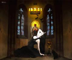 Gothic night by Marilis5604