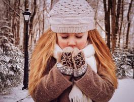 Winter Stroll by Marilis5604