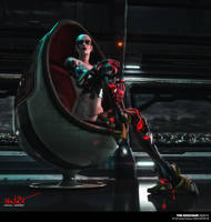 The Eggchair by nenART