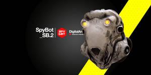 SpyBot _SB.2 - Banner Image by nenART