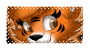 The Tigress Flavy Fan Stamp :Gift: by FridaTheFeneck