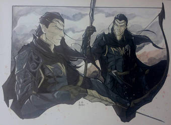 Sons of Elrond by BenNewton