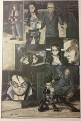 Nightfighter Issue 5 page 1 by BenNewton