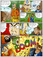 Avatar:Lateral Tale of Aang p2 by Alexcat321