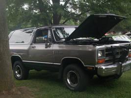 (1985) Dodge Ramcharger by auroraTerra