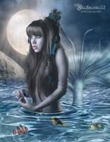 Mermaid by Blackmoons32