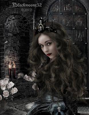 Dark queen by Blackmoons32