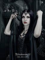 Queen of the dark lock by Blackmoons32