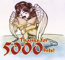 5000 Views by tazsaints