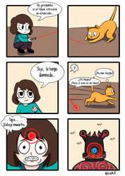 Si la vida fuera como Zelda Breath of the Wild. 2 by nlfrogger