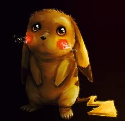 Pikachuuu by Znuese