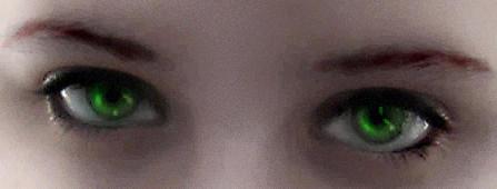 i am watching you by Pandora-Gold