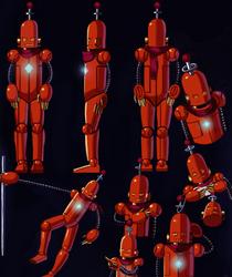 Galzar the Robopal by MisterDharc